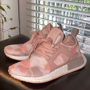 adidas NMD XR1 W 'Duck Camo' Pink